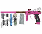 DLX Luxe 2.0 Paintball Gun - Dust Pink/Brown