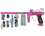 DLX Luxe 2.0 Paintball Gun - Dust Pink/Pewter