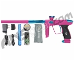 DLX Luxe 2.0 Paintball Gun - Dust Pink/Teal