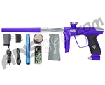 DLX Luxe 2.0 Paintball Gun - Dust Purple/Clear