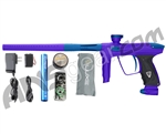 DLX Luxe 2.0 Paintball Gun - Dust Purple/Dust Blue