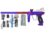 DLX Luxe 2.0 Paintball Gun - Dust Purple/Dust Red