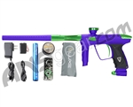 DLX Luxe 2.0 Paintball Gun - Dust Purple/Slime Green