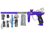 DLX Luxe 2.0 Paintball Gun - Dust Purple/Titanium
