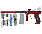 DLX Luxe 2.0 Paintball Gun - Dust Red/Black