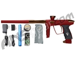 DLX Luxe 2.0 Paintball Gun - Dust Red/Brown