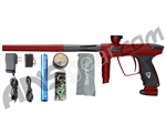 DLX Luxe 2.0 Paintball Gun - Dust Red/Dust Pewter