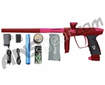 DLX Luxe 2.0 Paintball Gun - Dust Red/Dust Pink