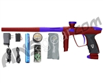 DLX Luxe 2.0 Paintball Gun - Dust Red/Dust Purple