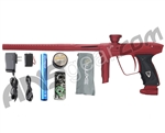 DLX Luxe 2.0 Paintball Gun - Dust Red/Dust Red