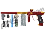 DLX Luxe 2.0 Paintball Gun - Dust Red/Gold