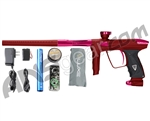 DLX Luxe 2.0 Paintball Gun - Dust Red/Pink
