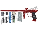 DLX Luxe 2.0 Paintball Gun - Dust Red/Red