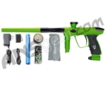 DLX Luxe 2.0 Paintball Gun - Dust Slime Green/Black