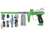 DLX Luxe 2.0 Paintball Gun - Dust Slime Green/Pewter