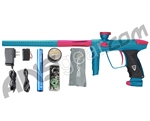 DLX Luxe 2.0 Paintball Gun - Dust Teal/Dust Pink