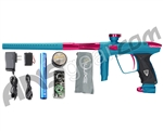 DLX Luxe 2.0 Paintball Gun - Dust Teal/Pink