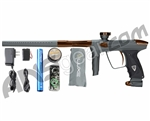 DLX Luxe 2.0 Paintball Gun - Dust Titanium/Brown