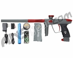 DLX Luxe 2.0 Paintball Gun - Dust Titanium/Dust Red