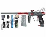 DLX Luxe 2.0 Paintball Gun - Dust Titanium/Red