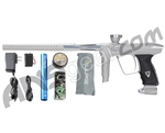DLX Luxe 2.0 Paintball Gun - Dust White/Clear
