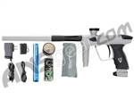 DLX Luxe 2.0 Paintball Gun - Dust White/Dust Black