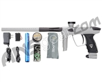 DLX Luxe 2.0 Paintball Gun - Dust White/Dust Pewter