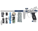 DLX Luxe 2.0 Paintball Gun - Dust White/Gun Metal