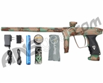DLX Luxe 2.0 Paintball Gun - Fin Camo Green