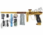DLX Luxe 2.0 Paintball Gun - Gold/Dust Brown