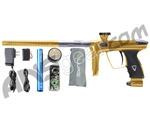 DLX Luxe 2.0 Paintball Gun - Gold/Dust Pewter