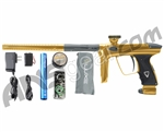 DLX Luxe 2.0 Paintball Gun - Gold/Dust Titanium