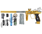 DLX Luxe 2.0 Paintball Gun - Gold/Pewter