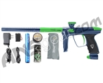 DLX Luxe 2.0 Paintball Gun - Gun Metal/Dust Slime Green