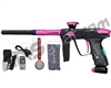 DLX Luxe 2.0 OLED Paintball Gun - Carbon Fiber/Dust Pink