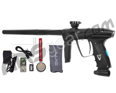 DLX Luxe 2.0 OLED Paintball Gun - Dust Black/Black