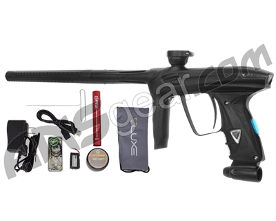 DLX Luxe 2.0 OLED Paintball Gun - Dust Black/Dust Black