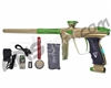 DLX Luxe 2.0 OLED Paintball Gun - Desert Sand/Dust Slime Green