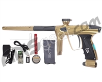 DLX Luxe 2.0 OLED Paintball Gun - Desert Sand/Dust Charcoal