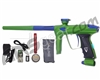 DLX Luxe 2.0 OLED Paintball Gun - Dust Slime Green/Dust Blue