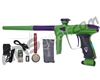 DLX Luxe 2.0 OLED Paintball Gun - Dust Slime Green/Dust Purple