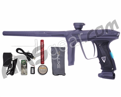 DLX Luxe 2.0 OLED Paintball Gun - Dust Titanium/Dust Titanium