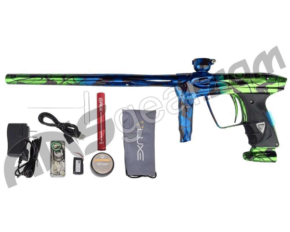 DLX Luxe 2.0 OLED Paintball Gun - Electric Slime