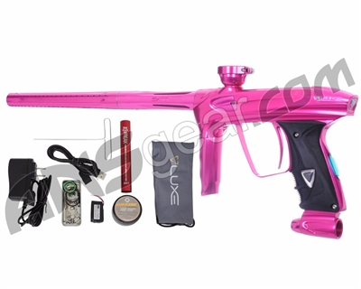 DLX Luxe 2.0 OLED Paintball Gun - Pink/Pink