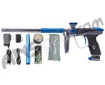 DLX Luxe 2.0 Paintball Gun - Pewter/Dust Blue