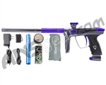 DLX Luxe 2.0 Paintball Gun - Pewter/Dust Purple