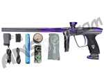 DLX Luxe 2.0 Paintball Gun - Pewter/Purple
