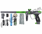 DLX Luxe 2.0 Paintball Gun - Pewter/Slime Green