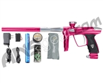 DLX Luxe 2.0 Paintball Gun - Pink/Clear