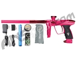 DLX Luxe 2.0 Paintball Gun - Pink/Red